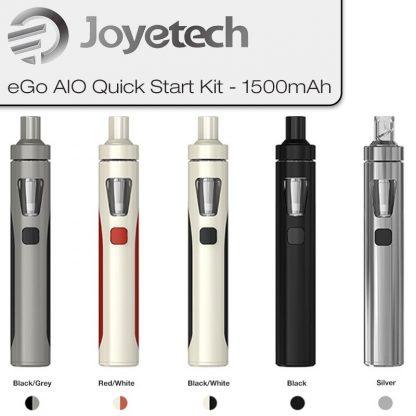 Joyetech® eGo AIO Kit - 1500mAh