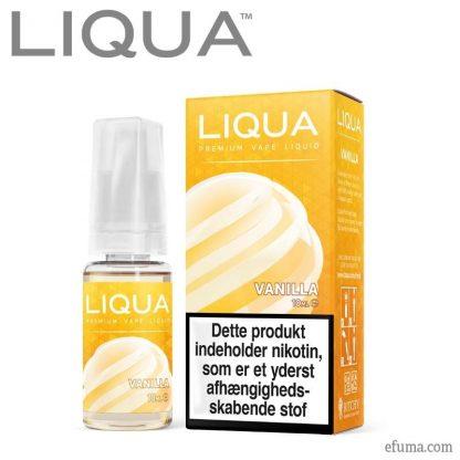 10ml Liqua Premium E-Væske 50% PG