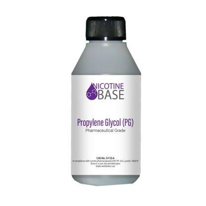 100 ML - 0mg NicotineBase Propylene Glycol (PG)