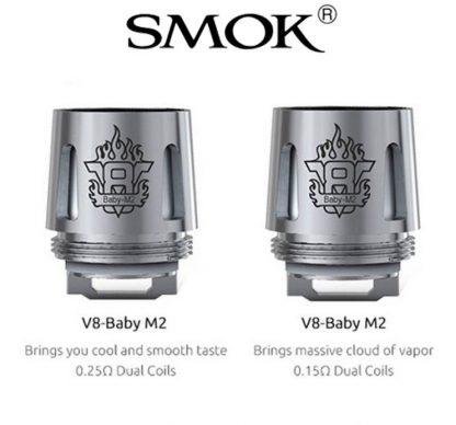 SMOK TFV8 Stick/Baby/Beast Coils